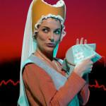 Isabella Kragerup i Robin Hood, Folketeatret (Foto: Martin Mydtskov Rønne )