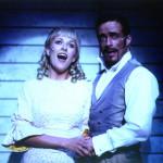 Isabella Kragerup & Klaus Tange i Show Boat, Århus Teater (Foto: Jan Jul)